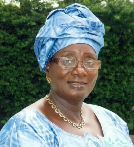 photo Mme Koité Doumbia